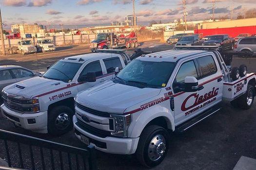 Charter Bus Towing-in-Hamilton-Ontario