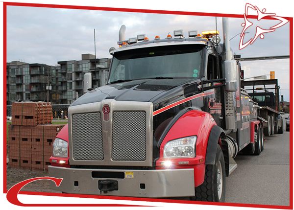 Light Medium and Heavy Duty Towing in Ontario