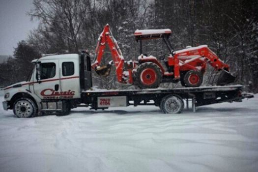 Heavy Duty Recovery-in-Mississauga-Ontario