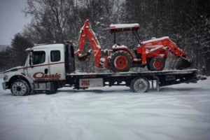 Heavy Duty Recovery in Mississauga Ontario