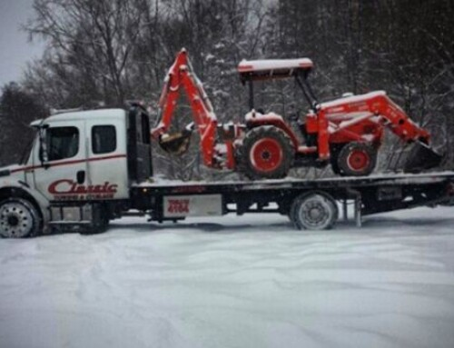 Local Towing in Toronto Ontario