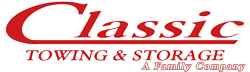 Classic Towing & Storage Logo