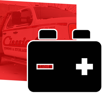 Ontario Towing Services - Battery Service