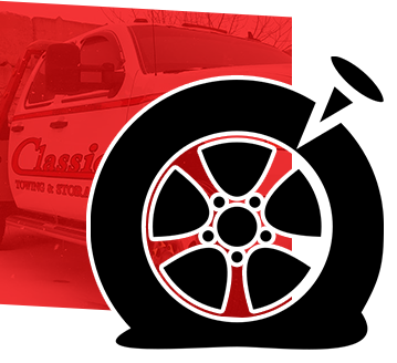 Ontario Towing Services - Tire Service