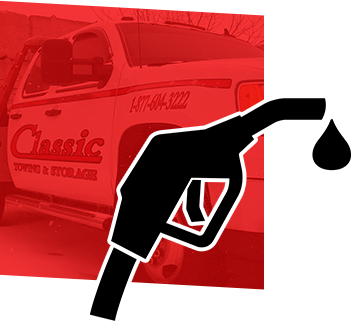 Ontario Towing Services - Fuel Delivery