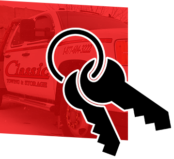 Ontario Towing Services - Lockout Service